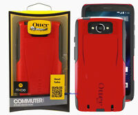 Otterbox Motorola Droid Turbo Commuter Series Case, Scarlet Flash