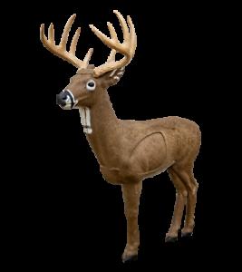 New Rinehart Targets Big Jim 3D-Deer Target