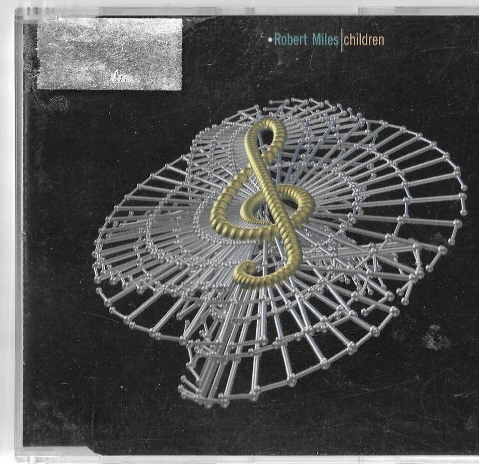 Robert Miles: Children, electronic