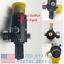 5-8-039-039-18UNF-Thread-Paintball-Valve-Regulator-4500psi-HPA-Air-Tank-Output-1200psi thumbnail 1