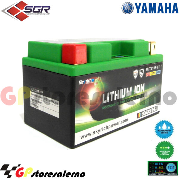 0675010sr Batteria Al Litio Ytz10s Yamaha 1000 Mt10 2017 Om Gezondheid Effectief Te Stimuleren