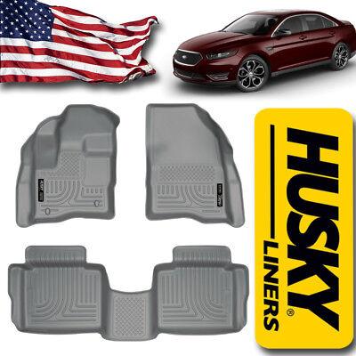 Ford Taurus Sedan 2010-Current Carpet Floor Mats Tailored To Fit