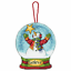 Dimensiones-contaron-Kit-Punto-De-Cruz-Hilo-Angel-de-Navidad-Santa-Muneco-de-Nieve-Globo miniatura 10