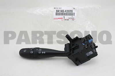 TOYOTA 84140-52220 Dimmer Switch