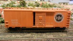 Athearn-Bev-Bel-Ltd-HO-BB-40-039-Boxcar-Bessemer-amp-Lake-Erie-Upgraded-Exc