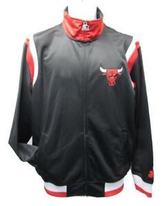 New Chicago Bulls Mens Sizes M-L-XL Full-Zip Starter Jacket