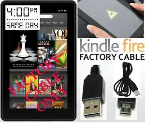 Details about USB Factory Cable Kindle Fire Unbrick - Bricked Kindle