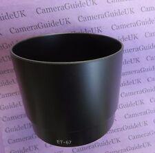 Lens Hood ET-67 For Canon EF 100mm f/2.8 Macro USM Lens