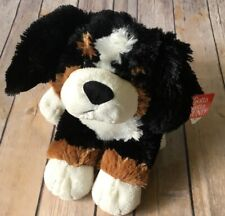 "New GUND Plush Toy Stuffed Animal BERNESE MOUNTAIN DOG Puppy 13/"" Soft"