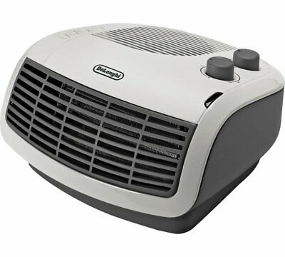 Brand New DeLonghi HTF3033 Table Top 3kw Fan Heater with Thermostat