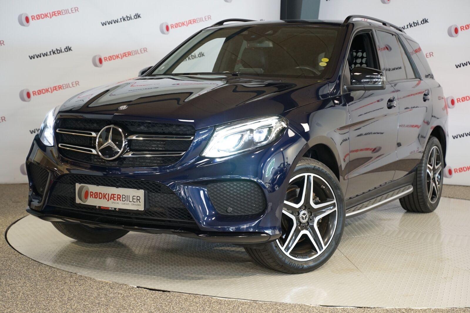 Mercedes GLE350 d 3,0 aut. 4Matic 5d - 250.000 kr.