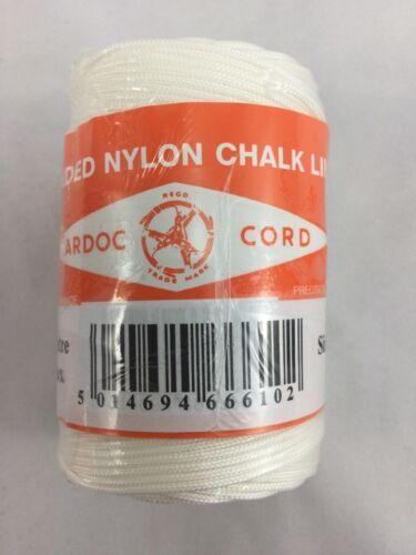 FOOTPRINT line//brick pins x 8 UK MADE 1 X 100 meter CARDOC B braided line