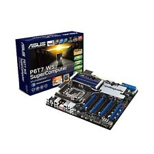 Asus P6T7 WS SuperComputer Motherboard LGA1366 I7 and Xeon Spupport, Intel X58