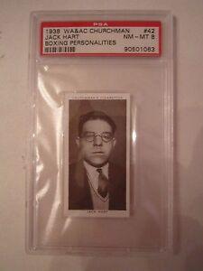 1938-JACK-HART-BOXING-CARD-WA-amp-AC-CHURCHMAN-PSA-GRADED-8-NM-MINT-42
