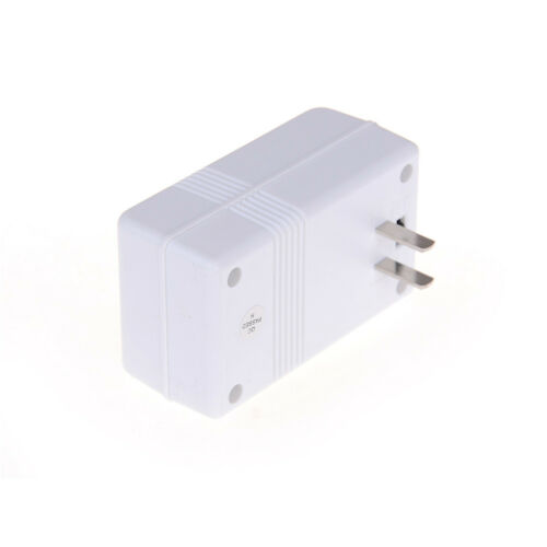 110vto220v Step Up//down Voltage Converter 100w Watt Transformers Travel Socket