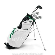 BMW Golf Sport Carry Bag. Waterproof  Golf Bag ! FREE Delivery !! PGA Pro Seller