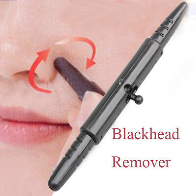 Pen Type Comedon Makeup Nose Extractor Stick Blackhead Remover Acne Pore Cleaner