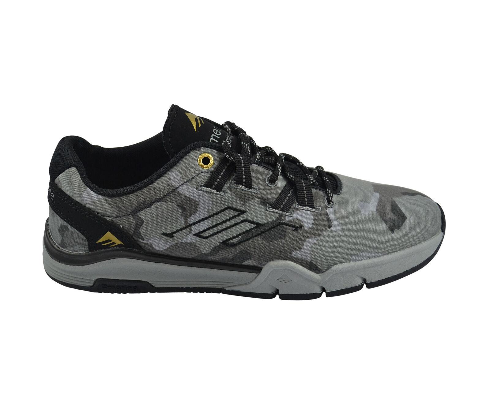 Emerica Gris/camo The Westgate Cruiser LT Gris/camo Emerica Skater Sneaker/Zapatos grau 674246