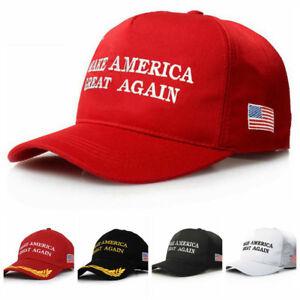42eacff2c59 Make America Great Again Hat Trump Caps MAGA Baseball Cap Support ...