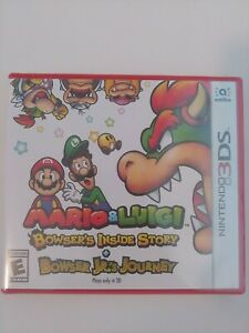 Mario-amp-Luigi-Bowser-039-s-Inside-Story-Bowser-Jr-039-s-Journey-Nintendo-3DS