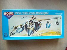 NOVO(EX-FROG)=1/72-HAWKER SIDDELEY HARRIER GR. MK.I