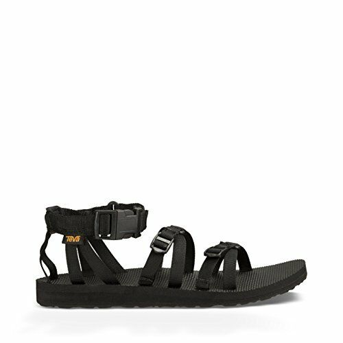 73f0a5440189 Teva ALP Black Strappy Sport Sandals Womens Size 10 US for sale online