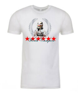 Lewis Hamilton 44 F1 Car Mercedes Men Women Vest Tank Top Unisex T Shirt 87