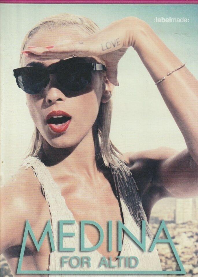 medina for altid dvd, instruktør Dokumentar flot, DVD