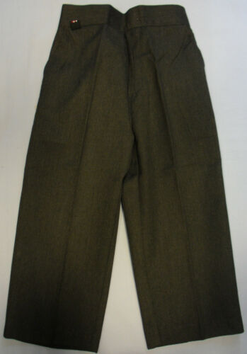 Boy Boys School Uniform Pull Up Trousers Bottoms Teflon Elasticated 1-11 years