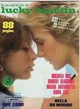 fotoromanzo LE AVVENTURE DI LUCKY MARTIN ANNO 1979 NUMERO 135 ANTONIETTA ZOLI