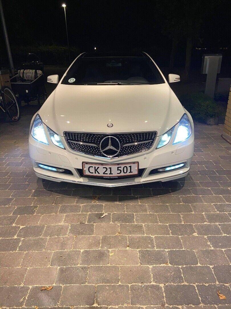Mercedes E350 2012