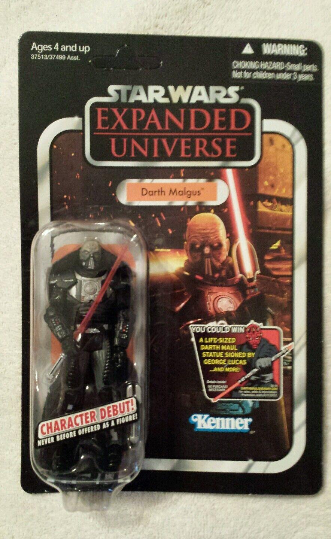 Darth malgus star wars universum vintage collection vc96 unpunched erweitert.