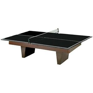 Image Is Loading Table Tennis Conversion Top Ping Pong Tabletop For