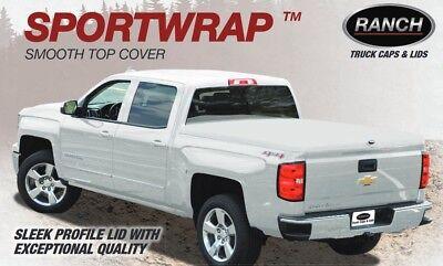 Chevy Silverado 1500 Fiberglass Hard Bed Covers Painted 1988 2018 Sport Lid Wrap Ebay