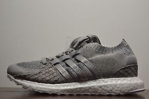 detailed look cc070 762c2 Details about New Men's Adidas Pusha T Ultra Boost EQT PK King Push Grey  Scale S76777