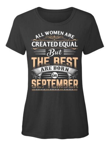 The Best Women Born In September Standard Women/'s T-Shirt