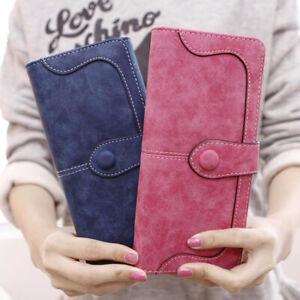 Women-PU-Leather-Purse-Ladies-Clutch-Coin-Wallet-Phone-Card-Holder-Bag-Handbag