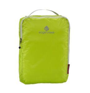 Eagle Creek Pack-it Specter Half Cube Housse à Vêtements Vêtements Sac Vert Nouveau-afficher Le Titre D'origine