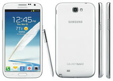 New Samsung Galaxy Note II N7100 Unlocked MobilePhone - 16GB 8MP - Marble White