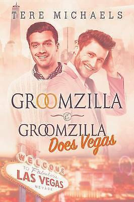 Groomzilla & Groomzilla Does Vegas by Michaels, Tere, NEW Book, FREE & FAST Deli