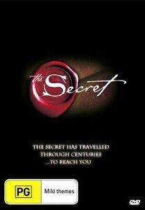 The-Secret-DVD-2007-Anthony-Baron-Bob-Doyle-Cathy-Goodman