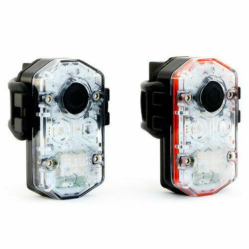 See.Sense Icon Front and Rear Bike Light Set