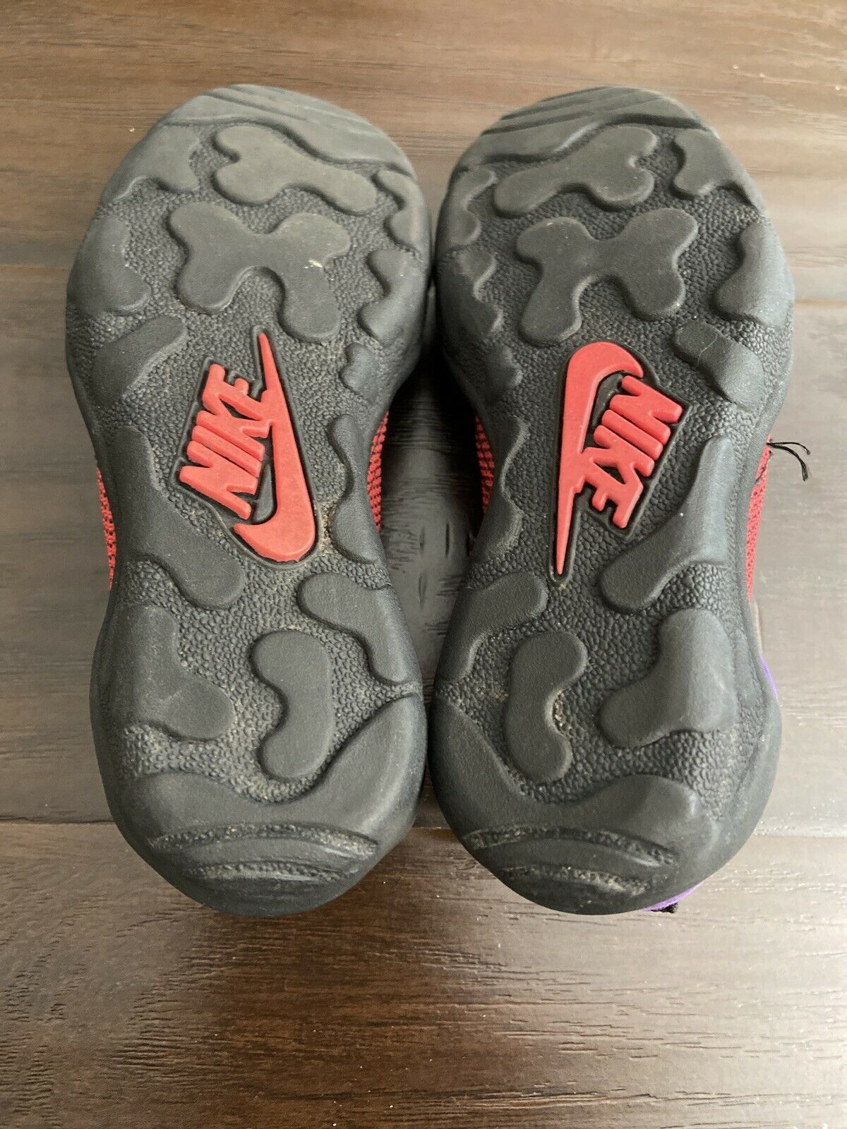 Vintage 90s NIKE Aqua Socks Water Shoes Mens Size… - image 4