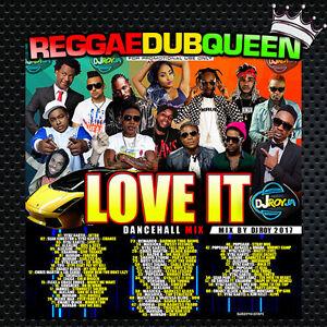 Details about DJ Roy - Love It Dancehall Mixtape  Reggae Mix CD