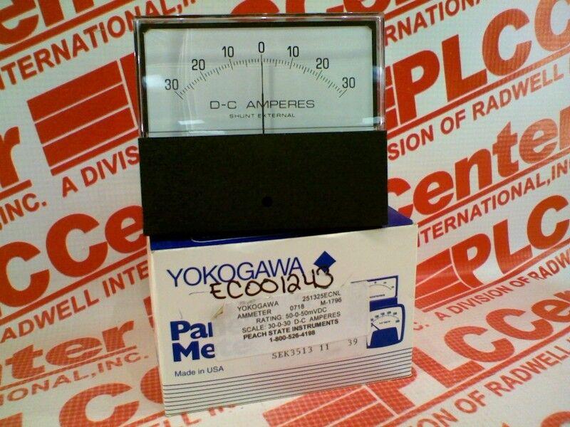 YOKOGAWA 251-325-ECNL   251325ECNL (NEW IN BOX)