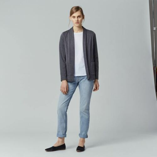 £ Tailored Vk 99 Ponte Jacket 49 8 Maat Rrp Freepost Bnwt Grijs Womens 5054223548370 Warehouse Bqw878
