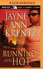 Arcane Society: Running Hot 5 by Jayne Ann Krentz (2015, MP3 CD, Unabridged)
