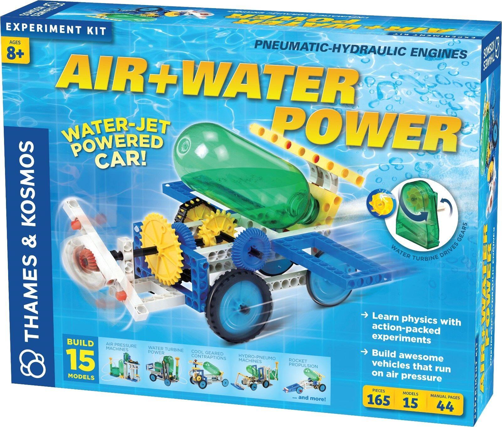 Thames and Kosmos Air & Water Power
