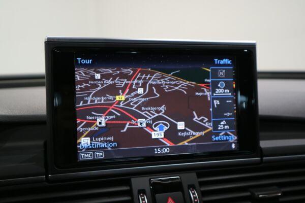 Audi A6 3,0 TDi 218 S-line Avant S-tr. - billede 5