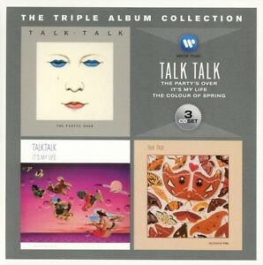 Talk-Talk-The-Triple-Album-Collection-Box-Set-3-CD-NUOVO